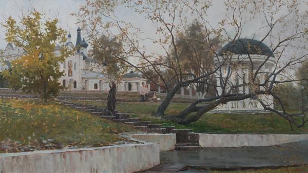 Виталий Графов. Осенний парк