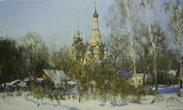 Vitaly Grafov. Sunday day
