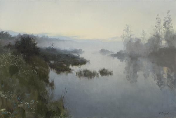 Виталий Графов. Туман