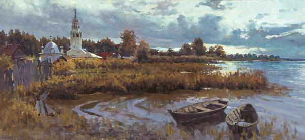 Виталий Графов. Галическое озеро