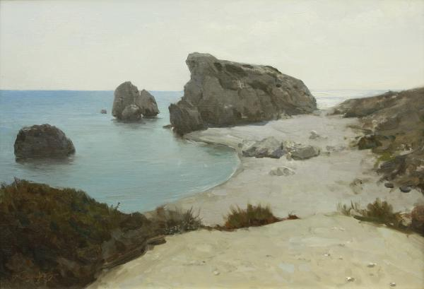 Vitaly Grafov. Rock Of Aphrodite.