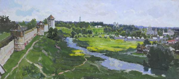 Vitaly Grafov. Vicinities of Suzdal