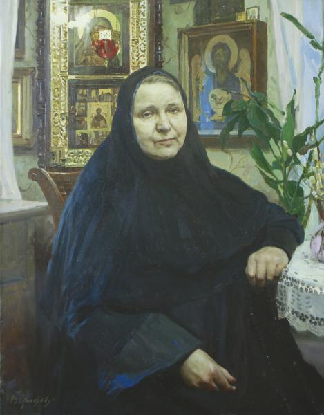 Vitaly Grafov. Mother Nona