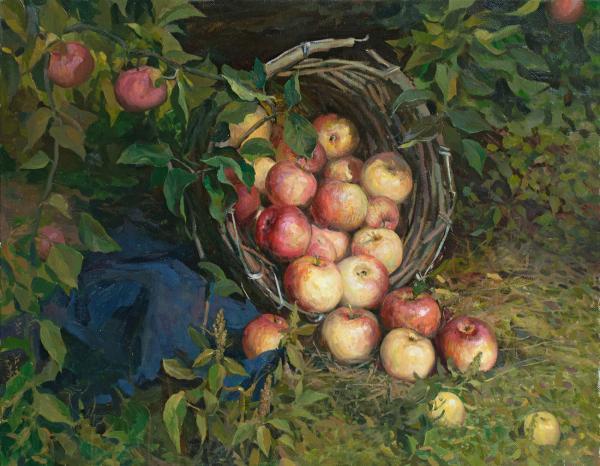 Виталий Графов. Яблочки