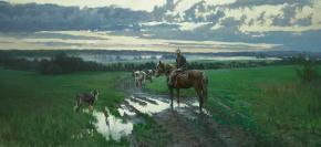 Vitaly Grafov. Return herd