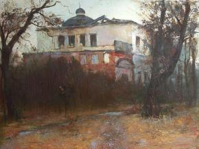Vitaly Grafov. Old manor.