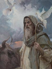 Vitaly Grafov. Noah