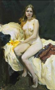 Vitaly Grafov. The bared