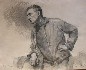 Vitaly Grafov. portret-grafika-sakas-v-grafov