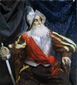 Vitaly Grafov. Conquistador.