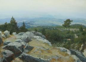 Vitaly Grafov. In the mountains