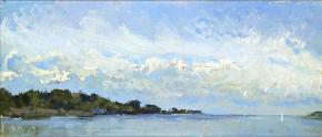 Vitaly Grafov. Gulf of Finland. Sketch.