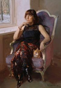 Vitaly Grafov. Margo
