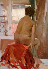 Vitaly Grafov. Etude