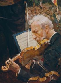 Виталий Графов. Дирижер Валерий Гергиев.Концерт в Цхинвале.(фрагмент)