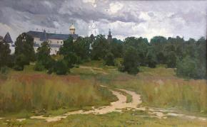 Виталий Графов. Савино-Сторожевский монастырь.